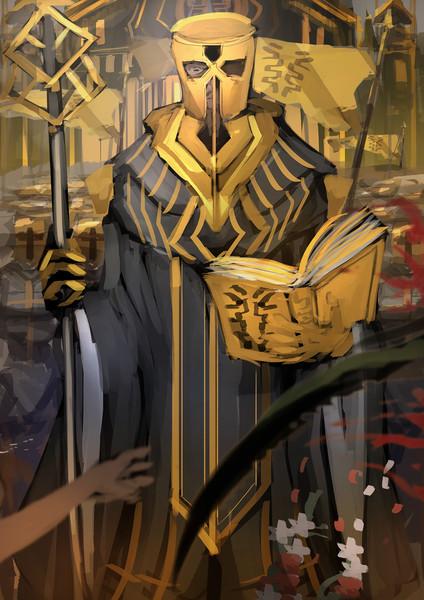 敵人間:黄金の十字軍