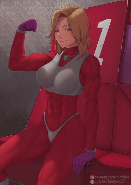 【Commission】F-ZERO  Mrs. Arrow