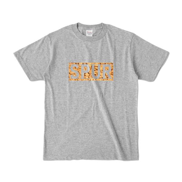 Tシャツ 杢グレー SPUR_Coffee