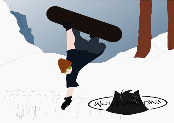 スノーボーダー