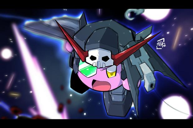 モビルカービィ《AGE-2ダークハウンド》