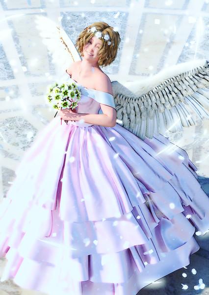 ウエディング天使