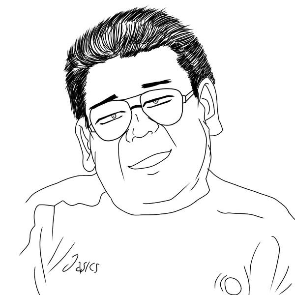 緩次郎おじさん