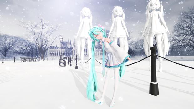 【MMD雪まつり2021】ようこそゆきランドへ!