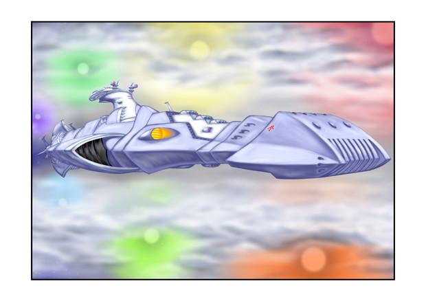 ガミラス ドメル艦七色星団