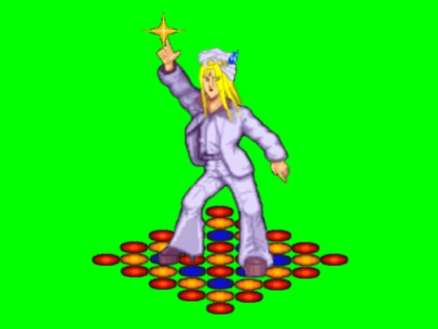 がんばれクラウス ~私自らがダンサーになった理由~