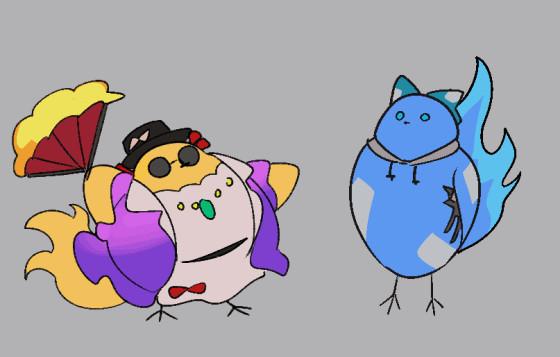 鳥依神姉妹