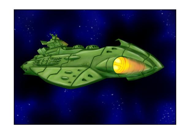 ガミラス艦
