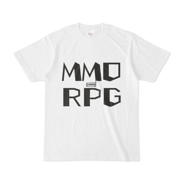 Tシャツ | 文字研究所 | MMORPG