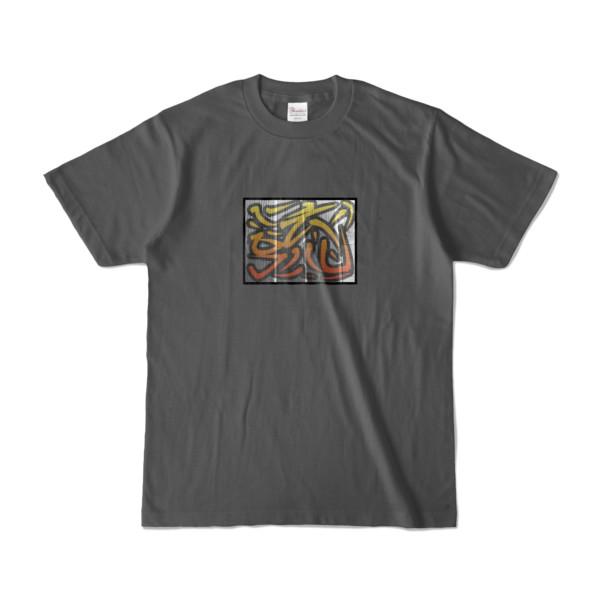Tシャツ | チャコール | 流・風月