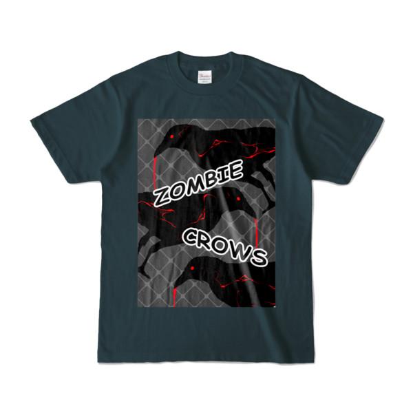 Tシャツ | デニム | ゾンビカラスちゃん
