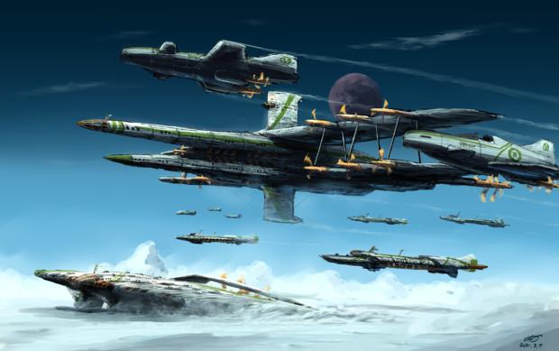 空中槍騎隊