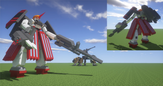 BCF XF-023 戦鬼壱型