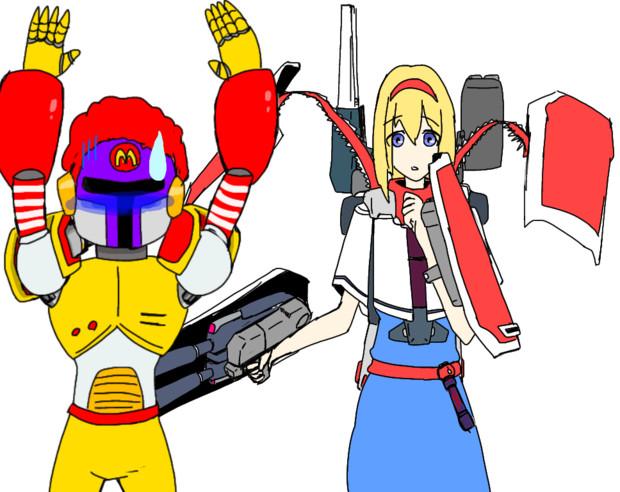 たてたてたてたてALCとア☆ル!ア☆ル!ランランルー☆!!