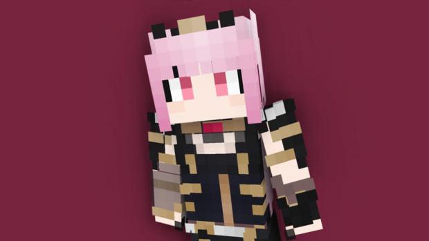 【VTuber Skin】- 森 美声 スキン - Mori Calliope Skin
