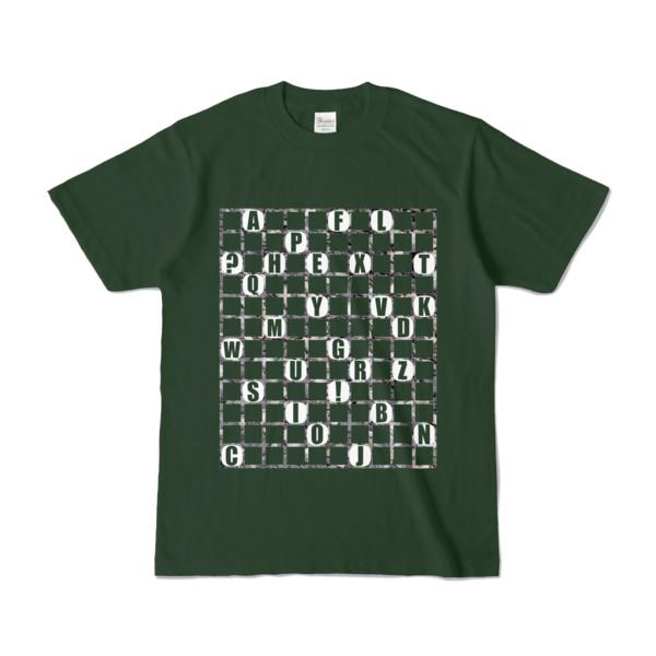 Tシャツ | フォレスト | ALPHABET_GRAVEL