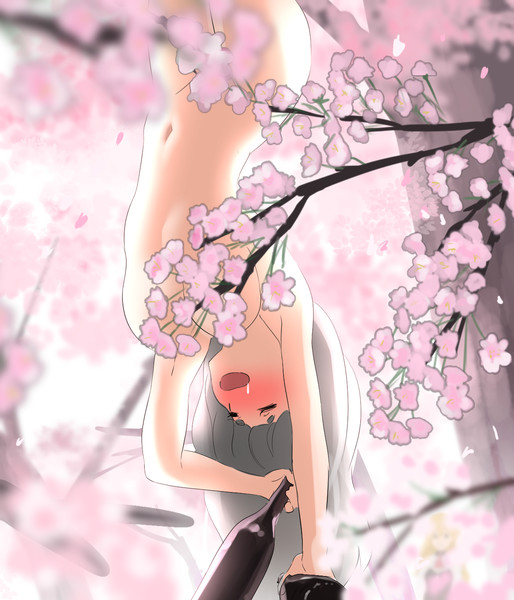 また日本の春の暖かさにやられたポーラ2