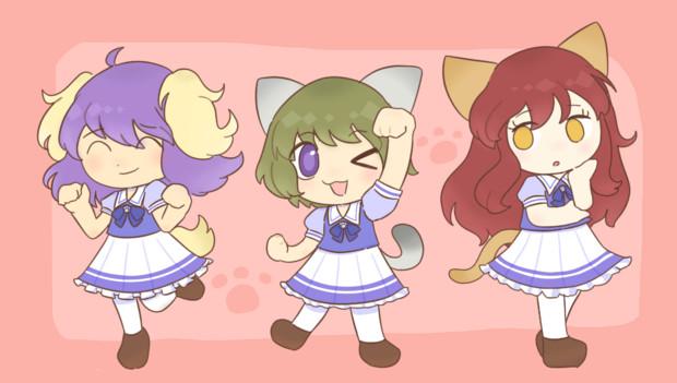 Neko Sugar Girls