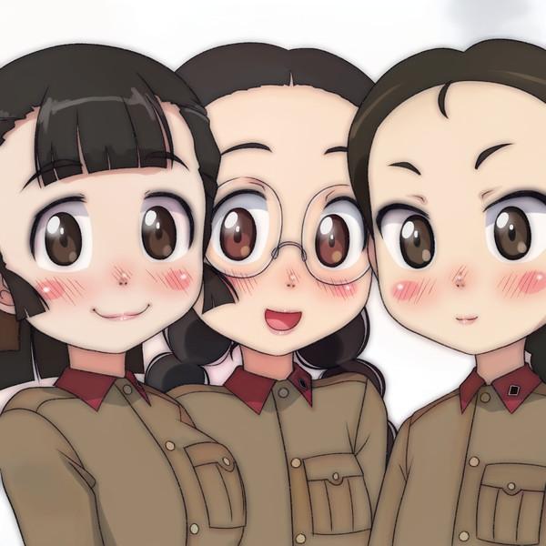 ハ号の乙女達