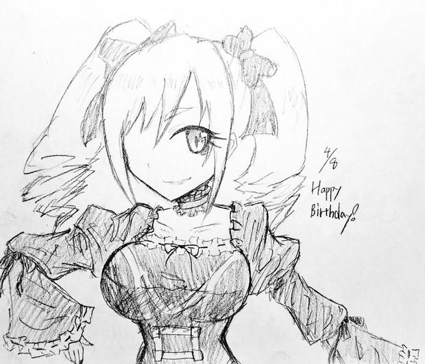 らんこちゃん誕生日おめでとう!