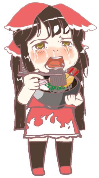 ちょっと動く蕎麦を食べるFMRIM.apng