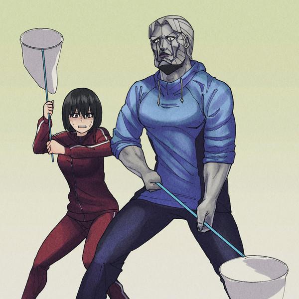 浦谷君と博士