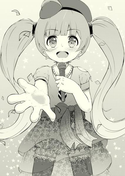 箱崎星梨花ちゃん
