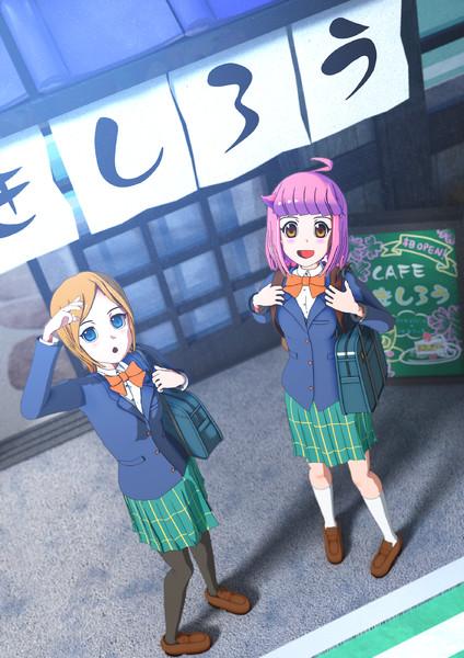 入学式の朝