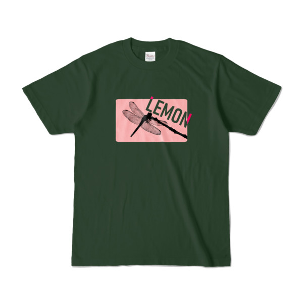 Tシャツ   フォレスト   Dragonfly_LEMON