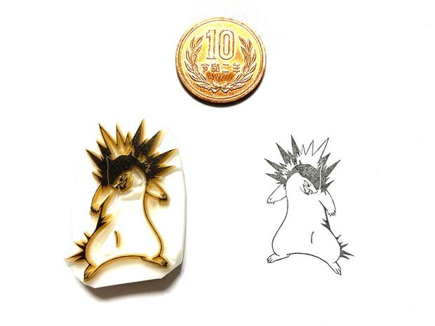 No.157  バクフーン  2周目