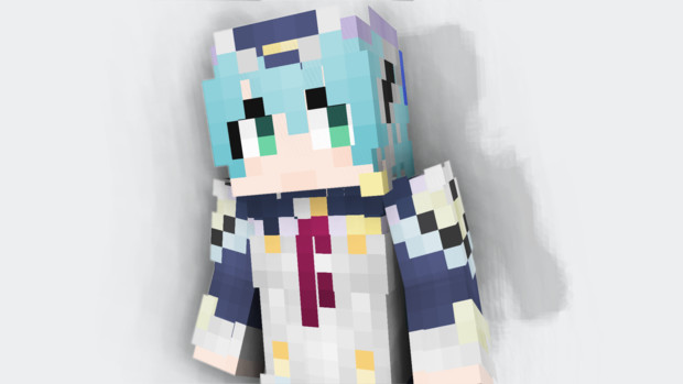 planetarian 星之夢 - 星野夢美 - Yumemi Hoshino Skin