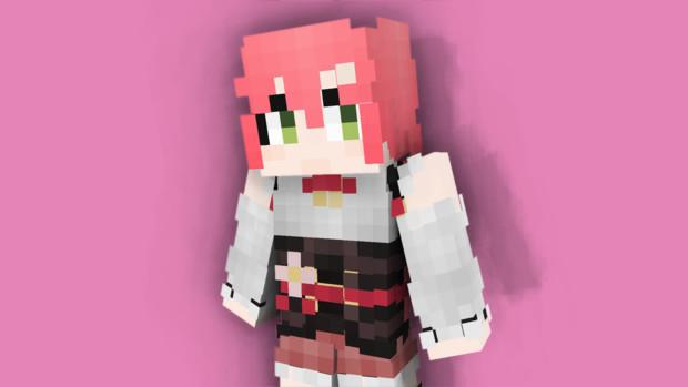 【VTuber Skin】- 櫻巫女(新衣裝II) - さくらみこ スキン - Sakura M