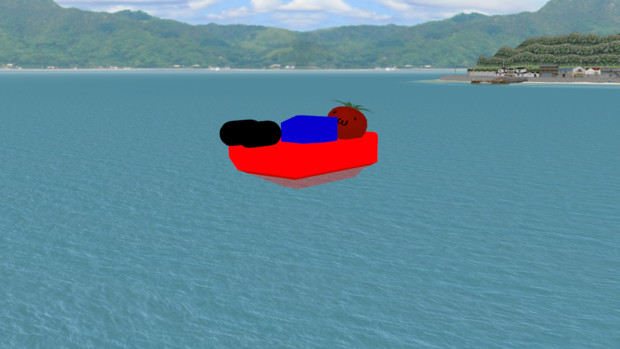 TMT自爆ボート