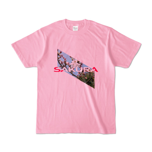 Tシャツ | ピーチ | Slant_SAKURA