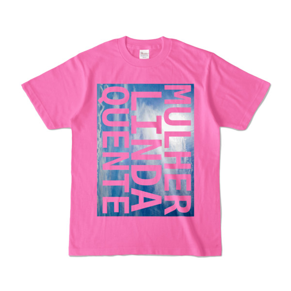 Tシャツ   ピンク   M☆L☆Q_Sky