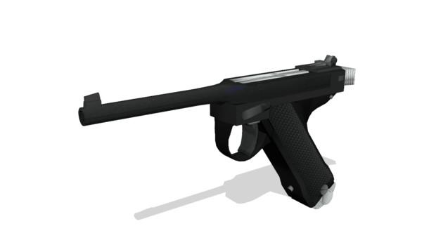 伍長式試製甲型拳銃 ver1.00配布