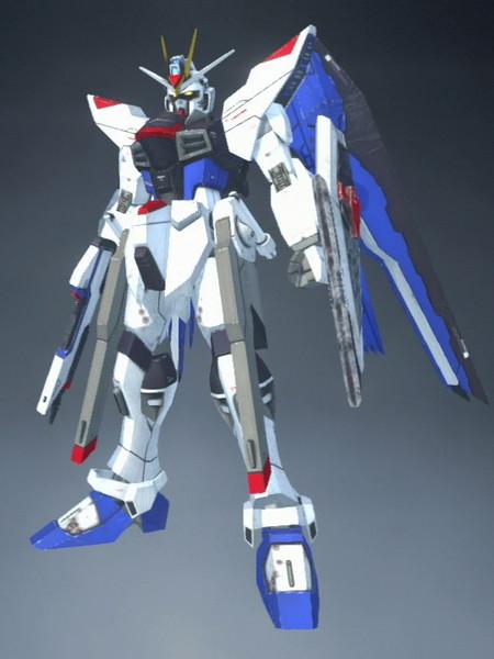【ガンダムブレイカー2】プロトストライクフリーダム(仮称)