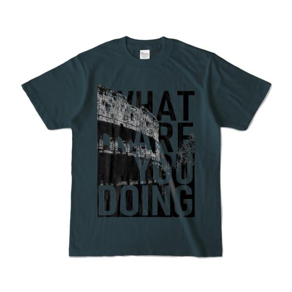 Tシャツ | デニム | 何してるColosseo