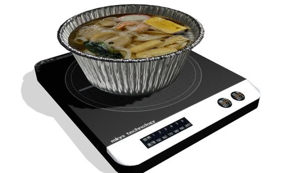 鍋焼きうどんセット