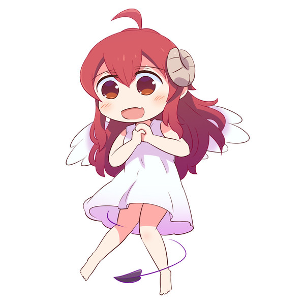 天使シャミ子