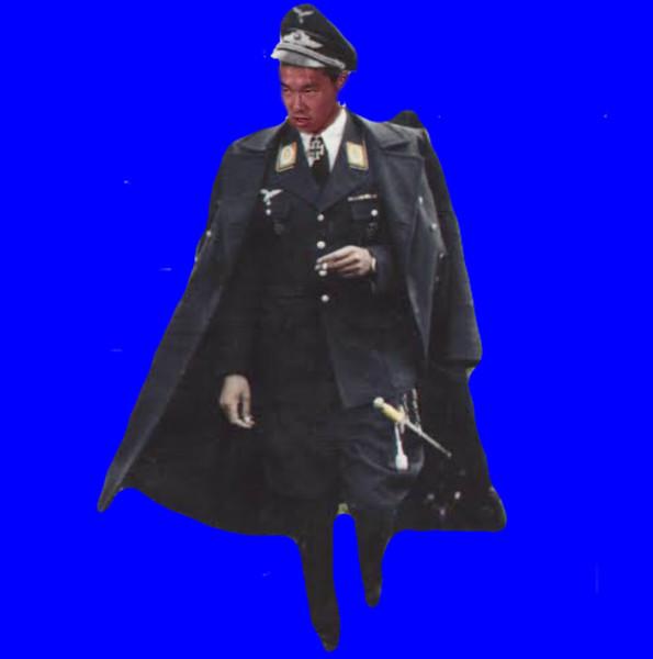 ドイツ軍服悪だくみ先輩BB