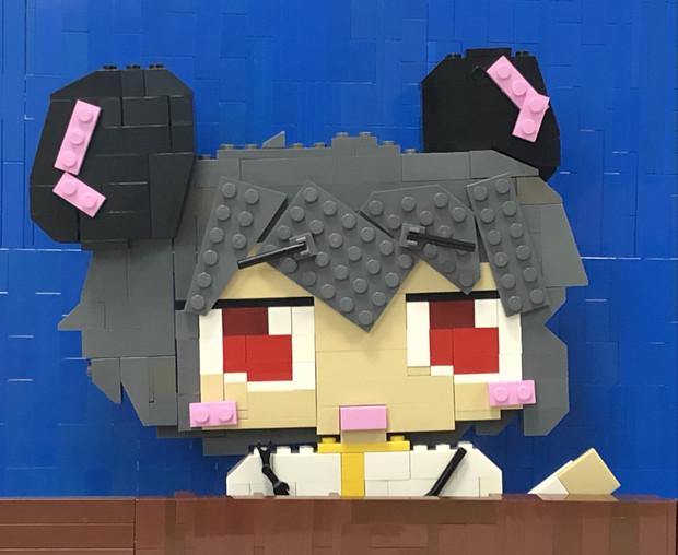 レゴと化したNYN姉貴