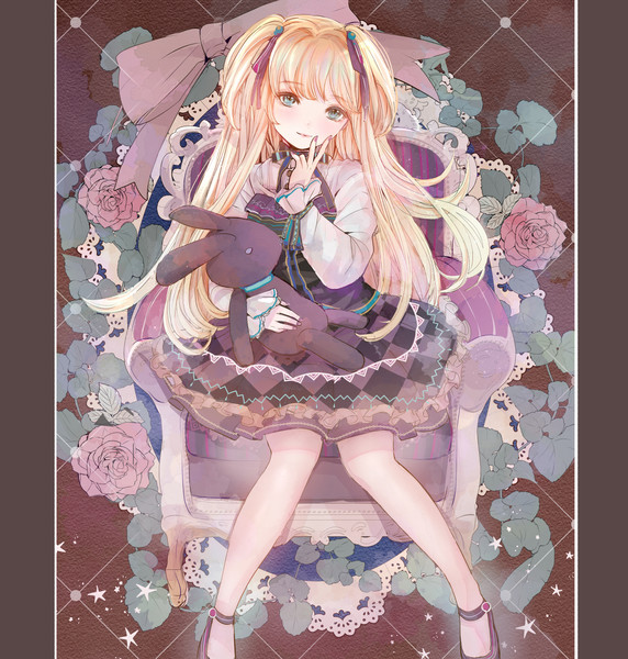 紫の薔薇の少女