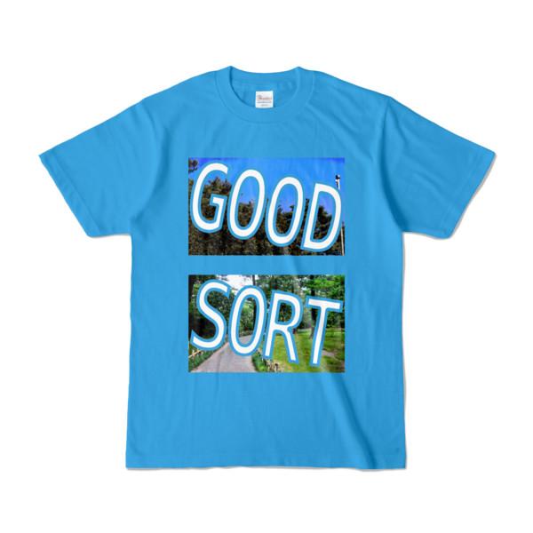 Tシャツ | ターコイズ | GS_Park