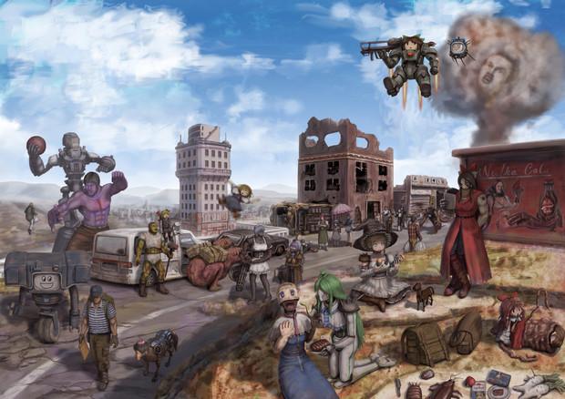 美大Fallout