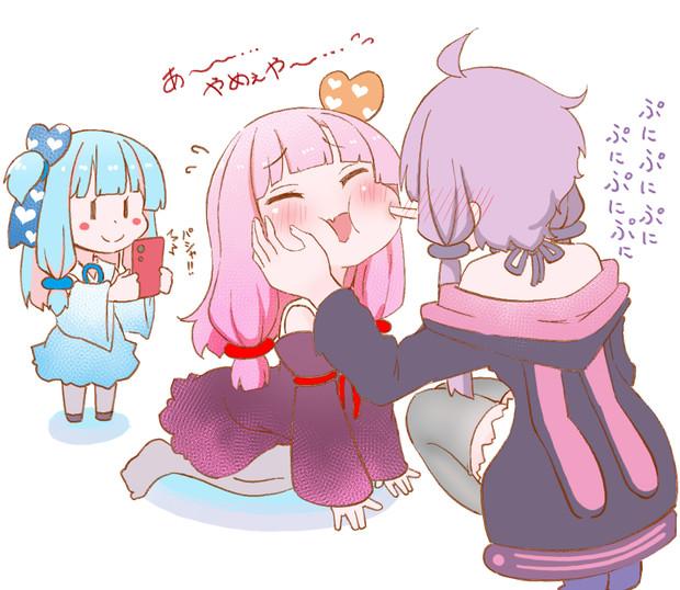 五月病茜ちゃんを襲う紫の刺客!