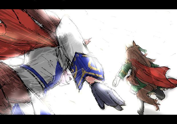 七冠の父のプレッシャーに勝った馬と、 勝利よりたった三度の敗北を語りたくなる馬