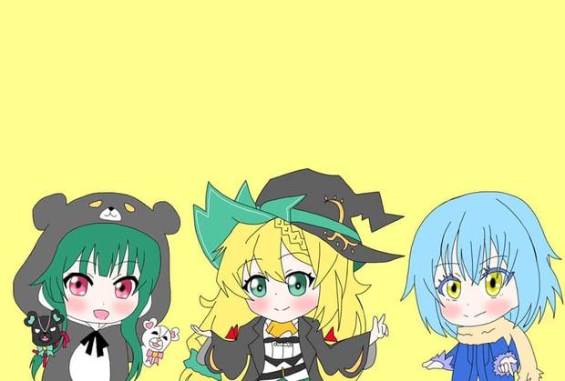 アズサ、リムル、ユナで楽しい異世界ライフ!!