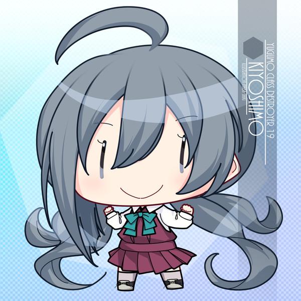 ワンドロ「清霜(艦これ)」210521