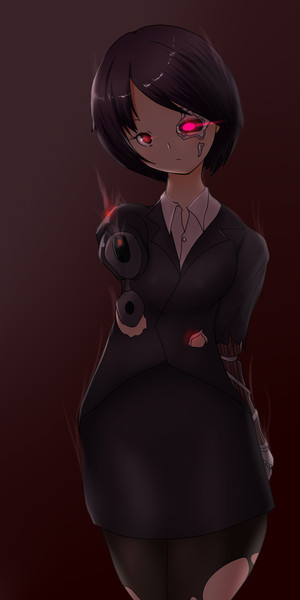 女ターミネーターさん